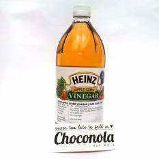 Toko Heinz Apple Cider Vinegar 32Oz Cuka Apel Acv 896Ml Alternatif Bragg Indonesia