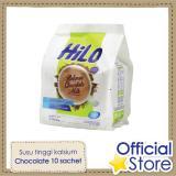 Harga Hilo Belgian Chocolate 10 Sachet X 30Gr Yang Murah Dan Bagus
