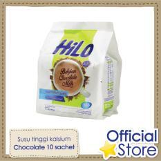 Harga Hilo Belgian Chocolate 10 Sachet X 30Gr Hilo Terbaik