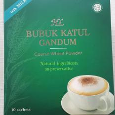 Hl Bubuk Katul Gandum Susu Coarse Wheat Powder Diskon Akhir Tahun
