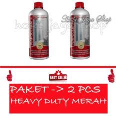 Beli Hoki Cod Napoclean Heavy Duty Pembersih Keramik Porselen 1 Liter Merah Premium 2 Botol Napoclean