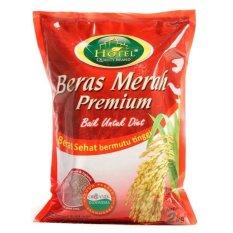 Harga Hotel Beras Merah Organic Premium 2 Kg Merk Hotel