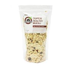Jual Houseoforganix Super Healthy Muesli 250 Gr Houseoforganix