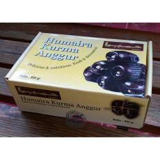 Humaira Kurma Anggur kotak kuning 550gram