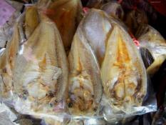 Ikan Asin Bulu Ayam Khas Cilacap 250 Gram