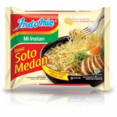 Jual Indomie Rasa Soto Medan 1 Karton 40 Bungkus Satu Set