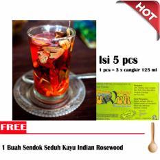 (Isi 5 Pcs) Wedhang Uwuh Minuman Kesehatan Para Raja Jawa Khas Imogiri Sehat dan Nikmat
