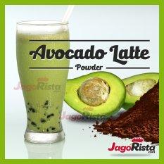 Jagorista - 1kg - Premium Drink Powder / Bubuk Minuman Avocado Latte