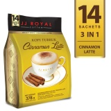 Review Jj Royal Coffee Kopi Tubruk Cinnamon Latte Bulk Bag 14 Sachets