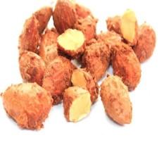 Kacang Almond Kulit Ari Oven (Rasa Coklat) 250G