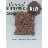 Jual Kacang Almond Panggang Rasa Susu Tanpa Cangkang 250Gr Dki Jakarta