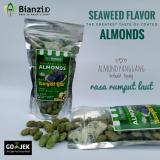 Jual Kacang Almond Panggang Rasa Rumput Laut 800 Gram Online Dki Jakarta