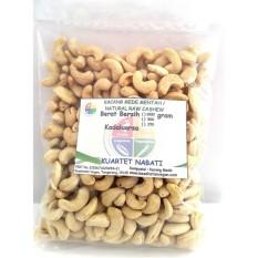 Kacang Mede / Mente Jumbo Sulawesi - Mentah - Raw Cashew - Utuh 1000 Gr