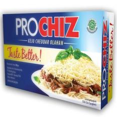 Keju Cheddar Prochiz 2 Kg