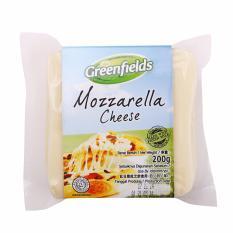 Keju Mozarella Meleleh - Greenfields