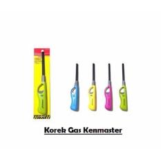 KENMASTER Gas Lighter A / Korek Api Gas Pemantik Kompor