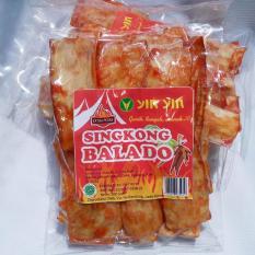 Keripik Sanjai / Singkong Balado EXTRA PEDAS