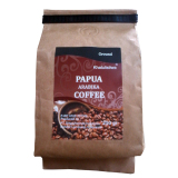 Jual Khatulistiwa Coffee Arabika Papua Wamena Coffee Roasted 250 Gr