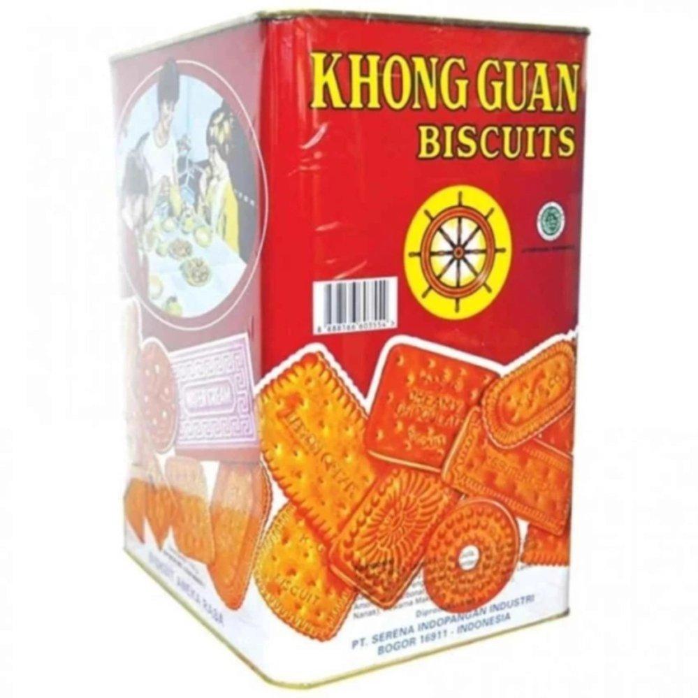 Price Checker Khong Guan - Assorted Biscuit / Biskuit Campuran 1600g (Untuk Lebaran) pencari