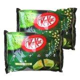 Jual Kitkat Greentea 2 Pack Baru