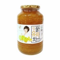 Review Kkoh Shaem Honey Citron Tea