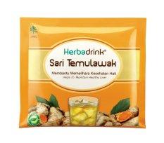 Spesifikasi Konimex Herbadrink Sari Temulawak Minuman Herbal Memelihara Fungsi Hati 4 Pack Konimex Terbaru