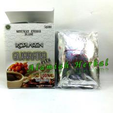Kopi Aren Guarana Plus / minuman Kopi energi / minuman Alami- 1 Box isi:
