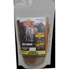 Kopi Lampung Cap Gajah Robusta Kopi Bubuk 200 Gram -  Murah