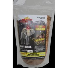 Kopi Lampung Cap Gajah Robusta Kopi Bubuk 500 Gram -  Murah