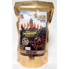 Kopi Lampung Cap Gold Rosted Beam/ Biji Panggang 500 Gram - Premium Quality