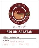 Jual Kopi Largo Specialty Coffee Arabica Solok Selatan 1000Gr Murah Di Dki Jakarta