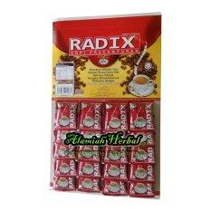Kopi radix HPA Malaysia -20 sachet