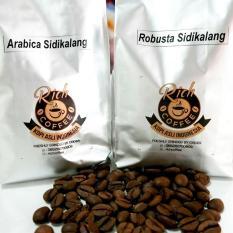 Promo Toserba Medan Rich Coffee Kopi Sidikalang Robusta Isi 200Gr Kopi Sidikalang