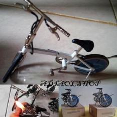 Korek api antik model Sepeda Lipat - Random