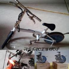 Top_Figure Korek api antik model Sepeda Lipat - Random