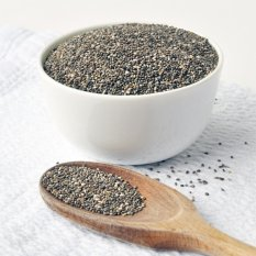 Spek Kuartet Nabati Biji Chia Hitam Organik Black Chia Seed Organik 250 Gr Kuartet Nabati