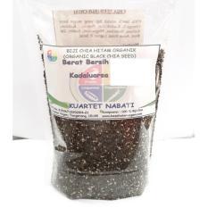 Beli Kuartet Nabati Biji Chia Hitam Organik Black Chia Seed Organik 500 Gr Cicil