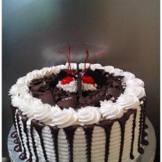 Kue Ulang Tahun Blackforest 20 cm