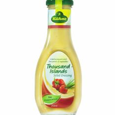 Harga Kuhne Thousand Islands Salad Dressing 250Ml Yang Bagus
