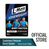 Harga L Men Choco Cereal Lose Weight 300 G 12 Sachet 25 G Satu Set