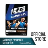 Jual L Men Gain Mass Chocolate 225Gr Online Jawa Barat