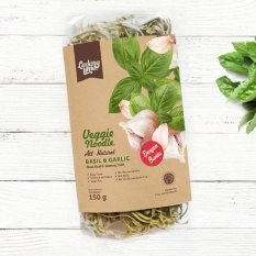 Ladang Lima Basil Noodle With Garlic Healthy Noodle - Dengan Bumbu
