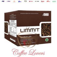 Limmit Coffee Neo ( 10 Sachet @20 Gram ) BPOM RI MD 867031008127