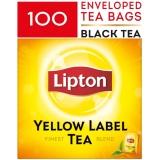Review Pada Lipton Yellow Label 100 Tea Bag Envelope