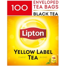 Beli Lipton Yellow Label 100 Tea Bag Envelope Cicilan