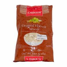 Toko Lowan Oat Original Harvest Muesli 1Kg Lengkap