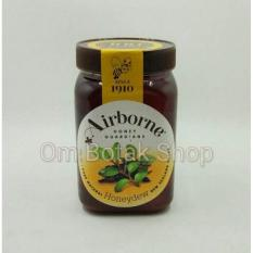 Madu Airborne Honeydew 500 gram New Zealand Honey Import HDI Asli TERLARISS