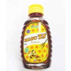 Delin Store - Madu TJ Murni 500gr 1 Botol