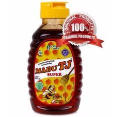 Delin Store - Madu TJ Super 500 Gram 1 Botol