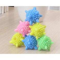Magic Laundry Ball Dryer Ball Anti Winding / Bola Mesin Cuci